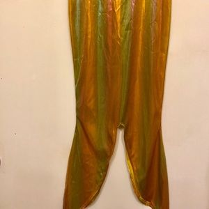 Other - Shimmery kids mermaid tail dance costume.